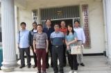 中国轻骨料协会筹备组赴宜考察调研